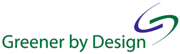 Greener by Design Logo